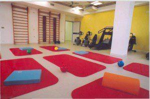 Palestra del Centro Fisioterapico