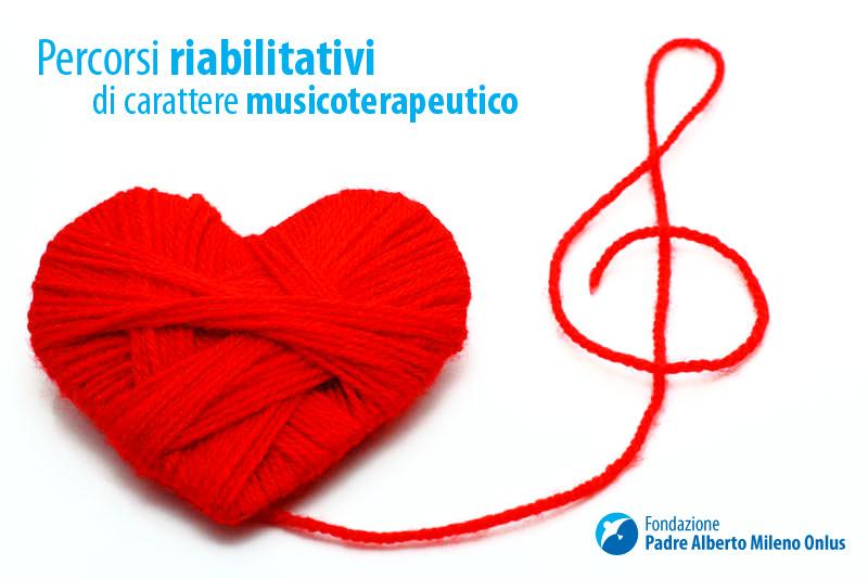 La Fondazione presenta i nuovi percorsi riabilitativi di carattere musicoterapeutico